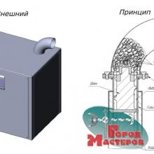 Ледогенератор ЛВЛЧ-200(Ш)